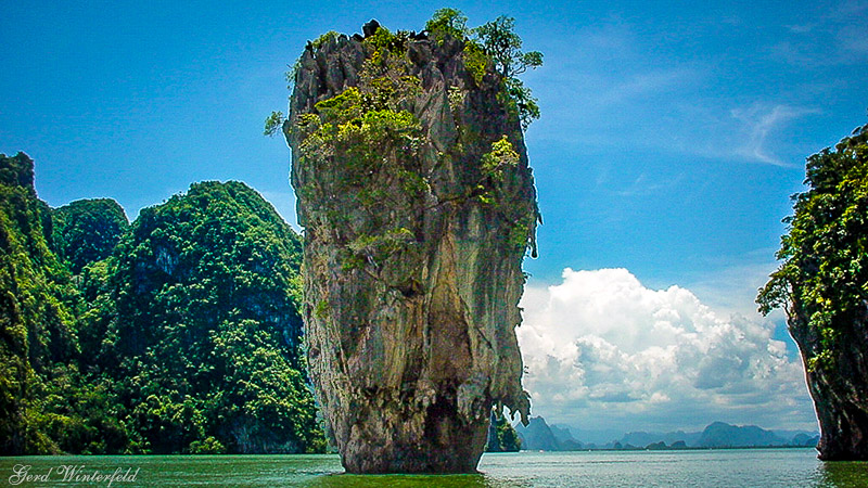 James Bond Island | Krabi Thailand