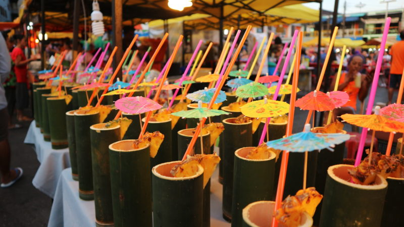 Krabi Walking Street & Night Market