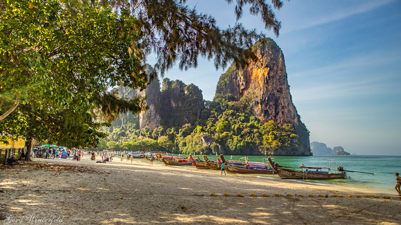 Railay Beach | Krabi Thailand