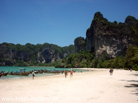 Railay West, Krabi, Thailand