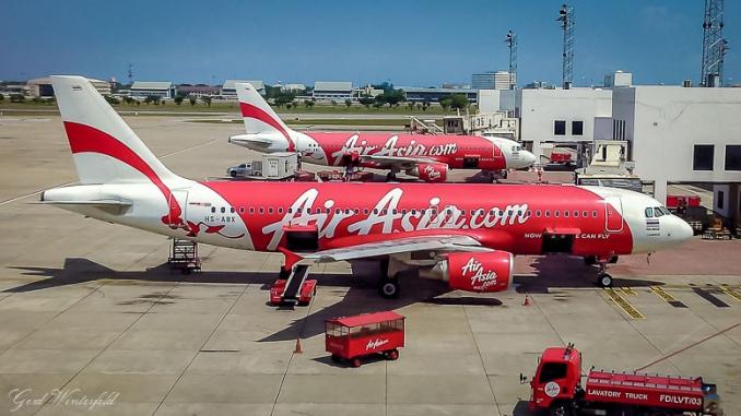 Air Aisia A320