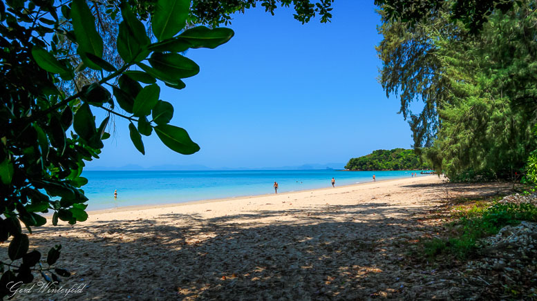 Klong Muang Beach 2018