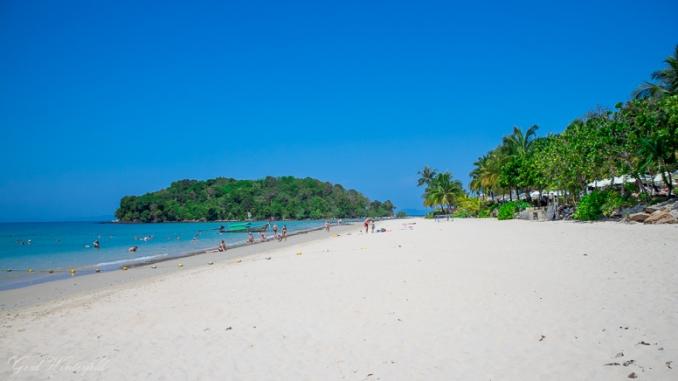 Klong Muang Beach, Krabi