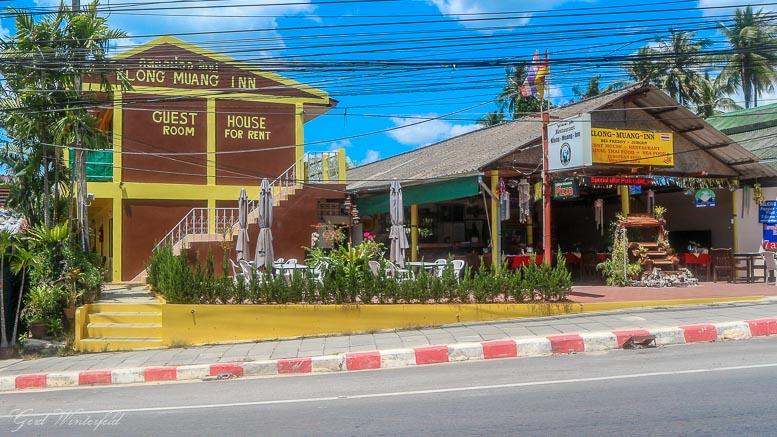 Klong Muang Inn, Bei Freddy & Jürgen, Klong Muang Beach, Krabi Thailand