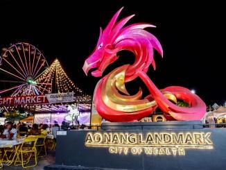 Landmark Ao Nang Nachtmarkt