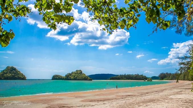 Krabi Noppharat Thara Beach 2019