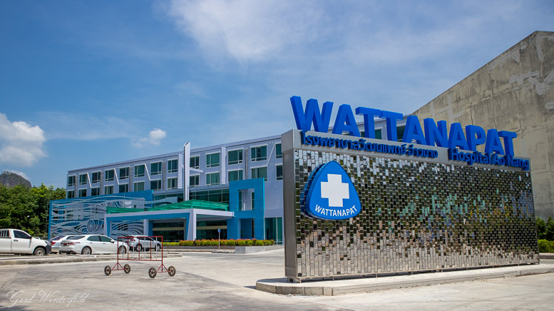 Wattanapat Hospital in Ao Nang