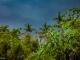 Dunkle Wolken, Wetter Krabi